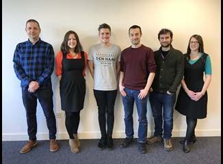 Members of the Learning Systems team